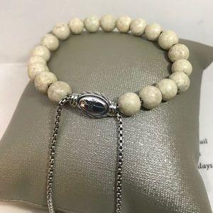 David Yurman Spiritual River Stone Beads Bracelet